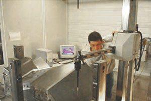 3-D Inspection machine STIEFELMAYER
