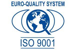 1998 - DMM obtient la certification ISO 9001