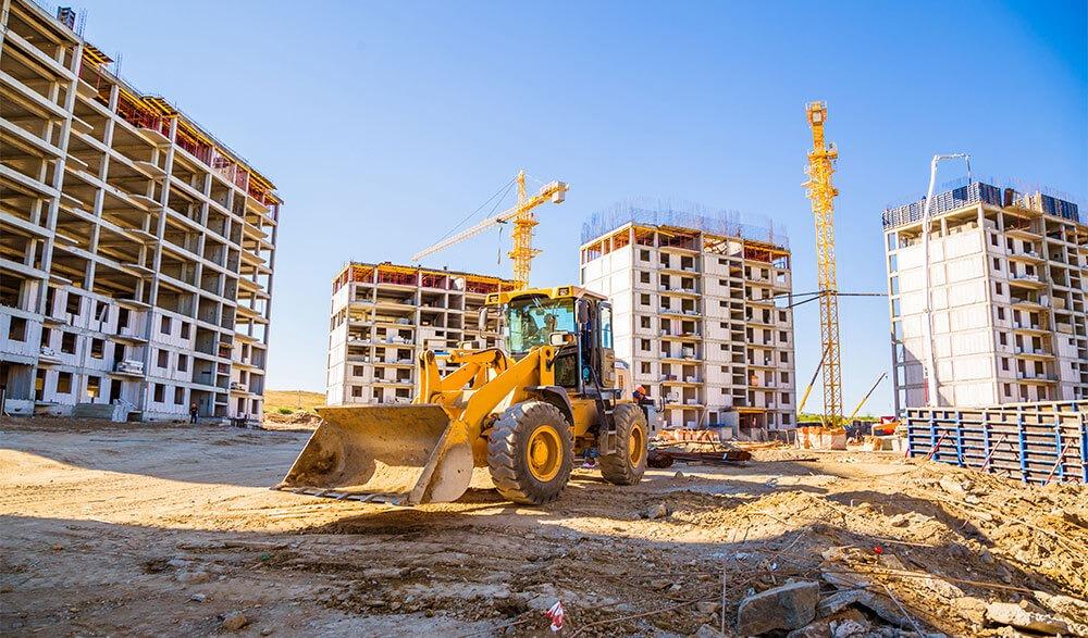 DMM in Bau und Industrie Sektoren