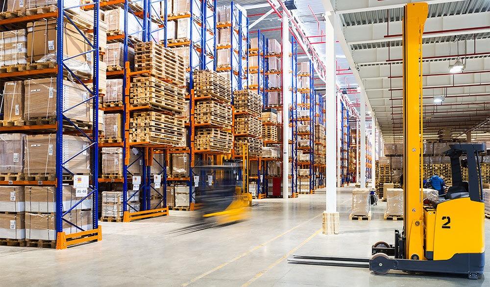 DMM in Handling und Verpackung sektoren