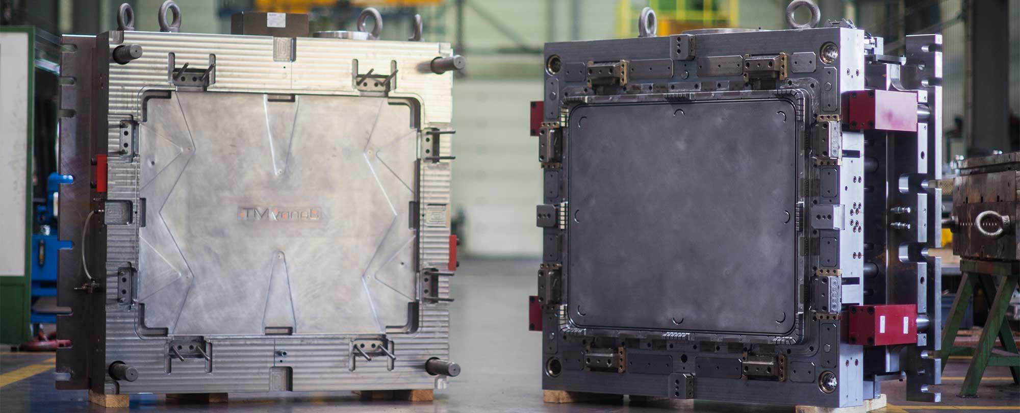 DMM - Injection et compression des thermoplastiques