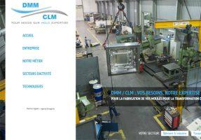 DMM - Neue Website