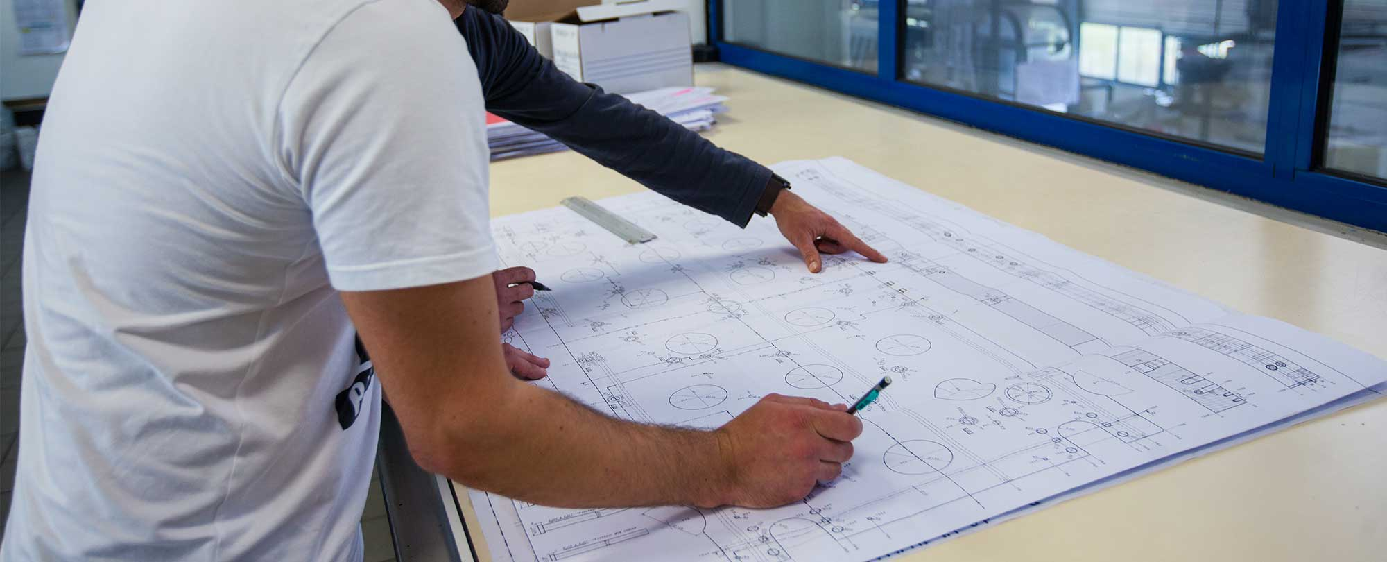 DMM - Konzeption und Fertigung von Werkzeugen